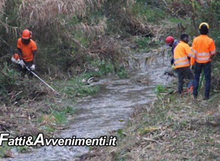 Sciacca. Il Genio Civile avvia la pulizia del torrente San Marco