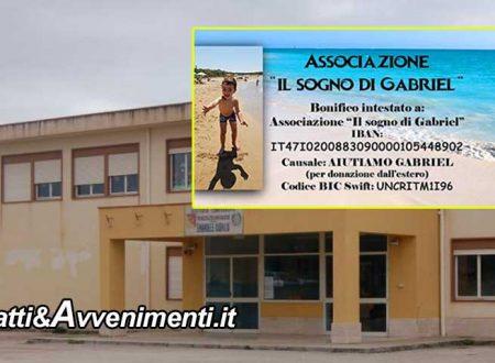 """Ribera. Furto nell'istituto """"Cufalo"""": rubati anche i salvadanai di beneficenza per operare il piccolo Gabriel"""