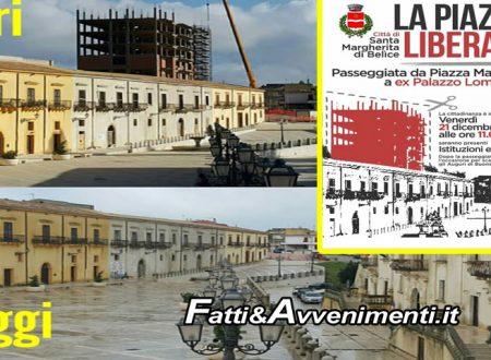 """Santa Margherita. Ex Palazzo Lombardo: """"Da simbolo di abbandono a luogo di rinascita"""""""