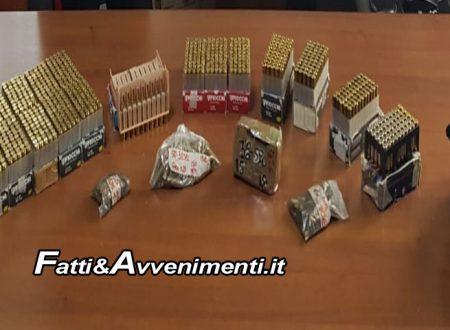 Agrigento. Sequestrato poligono di tiro: 1100 cartucce artigianali illegalmente detenute, gestore denunciato