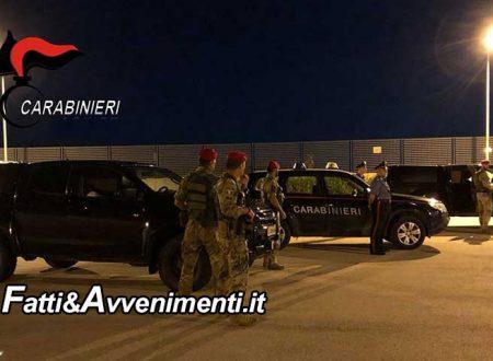 Maxi Bliz dei Carabinieri in 5 provincie: emesse 32 ordinanze di custodia cautelare, 2 arresti ad Agrigento