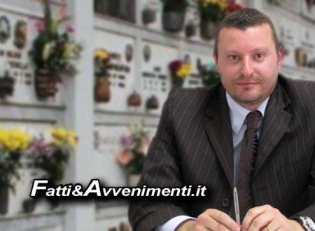 """Sciacca. Silvio Caracappa a giunta Valenti: """"Su tombe, loculi e cappelle cimiteriali tutto tace, perché?"""""""