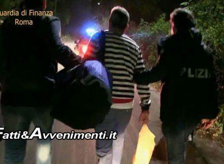 Caltanissetta. Maxi-operazione antimafia: 11 arresti per traffico di droga tra Italia e Germania