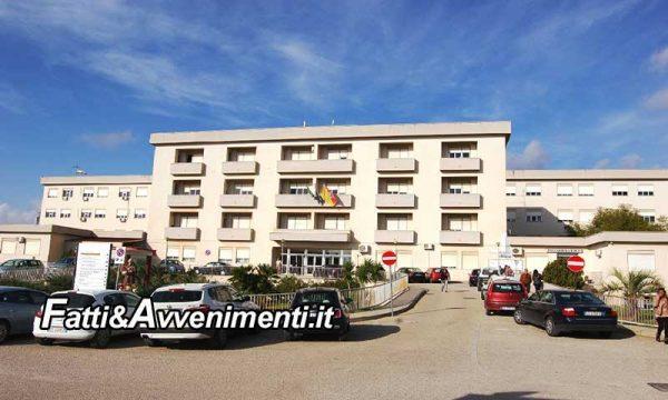 Ribera (Ag). All'ospedale zero ricoveri covid e niente centro di sanificazione per ambulanze del 118