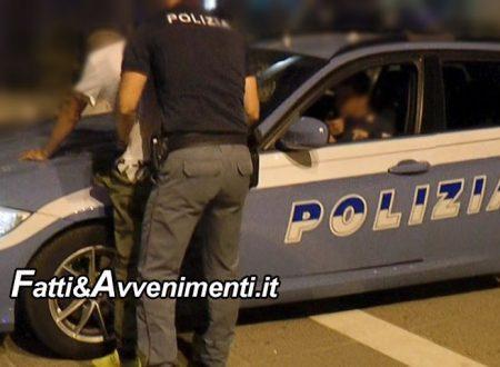 Agrigento. Immigrato sorpreso a spacciare  hashish aggredisce i poliziotti con calci: arrestato