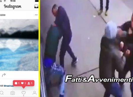 """Catania. Ex fidanzato commenta foto su Instagram, nuovo fidanzato lo """"sfida"""" in piazza: 4 denunciati per rissa, 2 minorenni"""