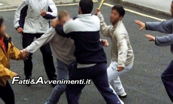 Catania. Violenta rissa tra immigrati davanti la Stazione Centrale: arrestati 3 rumeni e 1 egiziano, diversi feriti