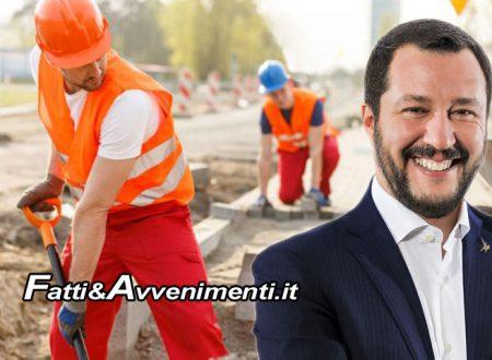 """Sicilia. 19,94 milioni di euro per i Comuni dal Ministero Interno, oltre 2mln per Agrigento. Salvini: """"Bella occasione"""""""