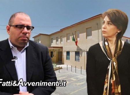 """Sciacca. Monte al sindaco su Plesso Catusi: """"la giunta ha già approvato gli atti di contabilità finale"""""""