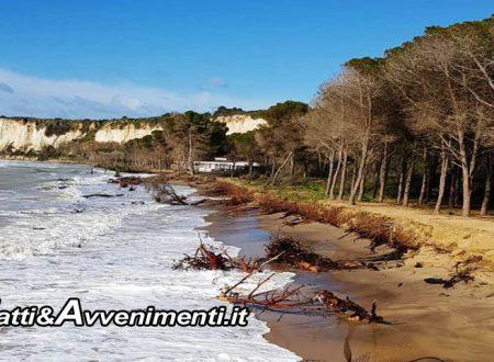 Cattolica Eraclea. Interdetto specchio acqueo di Eraclea Minoa a causa dell'erosione della costa