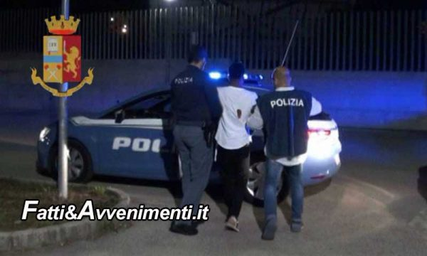 Comiso (RG). Somalo infastidisce i clienti di un locale e poi prende a pugni i poliziotti: arrestato