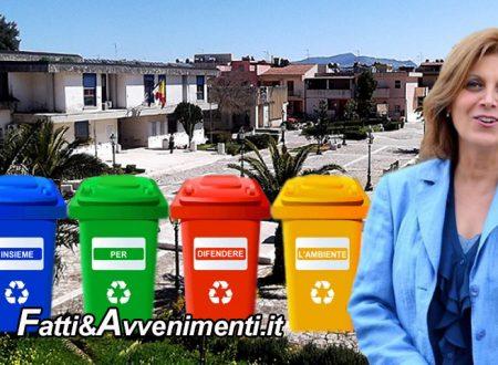 Montevago. Raccolta differenziata nel 2018 al 70,04%: il sindaco ringrazia i cittadini per la collaborazione