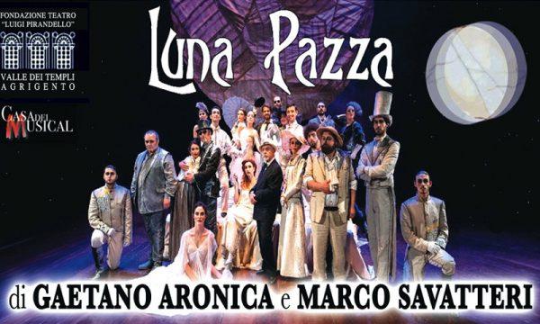 Ribera. Domani sera Rassegna Teatrale: in scena Gaetano Aronica con Luna Pazza