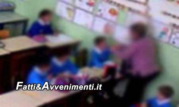 Borgetto (PA). Schiaffi e calci ai bimbi di una scuola materna: 5 Maestre condannate a 2 anni