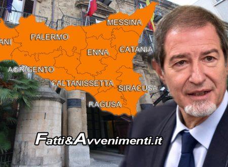 """Sicilia, ex Province. Il 30 giugno addio ai Commissari, Musumeci: """"Ma i cittadini non voteranno, colpa di Crocetta e Renzi"""""""