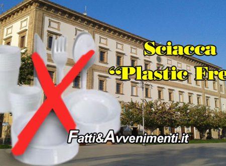 Sciacca. Plastic free: il Comune aderisce a campagna di sensibilizzazione di Marevivo