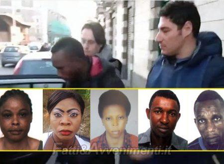 Sicilia. Sgominata tratta di esseri umani tra la Nigeria, Libia e l'Italia: arrestati 5 nigeriani -VIDEO e FOTO