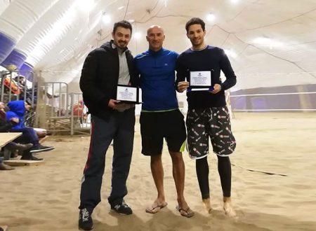 Catania. Mauro Zinna vince il primo Open della Stagione di Beach tennis e arriva anche il suo primo sponsor