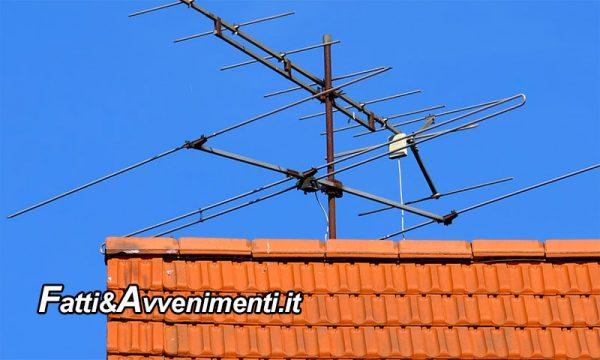 Adrano (CT). Precipita dal terrazzo mentre monta un'antenna: è grave trasportato in elisoccorso