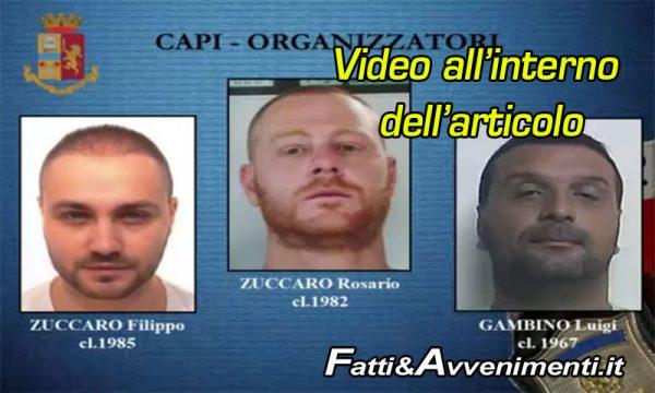 Catania. Blitz anti-mafia: Boss comandava dal carcere, neomelodico Andrea Zeta tra gli arrestati
