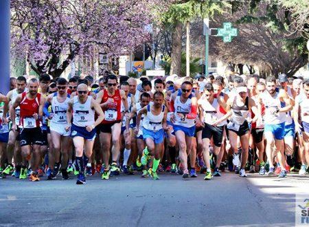 Caltanissetta. La Marathon club Sciacca presente con 5 atleti alla 3a prova Grand Prix Sicilia