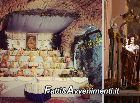 Caltabellotta. Tutto pronto per i festeggiamenti in onore del Patriarca S. Giuseppe: ecco il programma