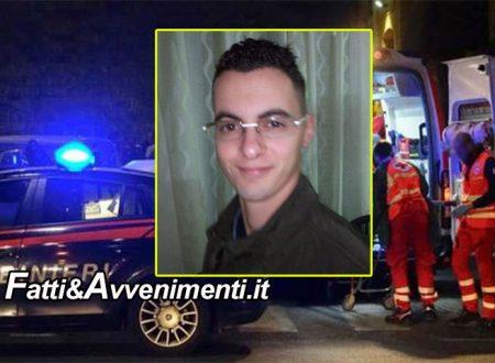 Alessandria della Rocca. 23Enne accoltellato in piazza, muore in ospedale: fermato un 18enne sospettato di essere l'omicida