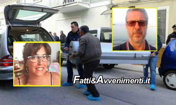 Castelvetrano (TP). Morte coppia: Rosalia strangolata dal marito Gino, che poi si è ucciso con un coltello