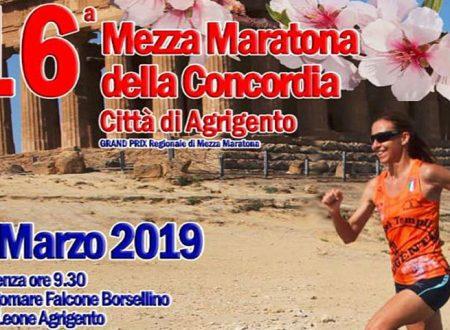 Agrigento. 12° Trofeo Mimmo Gareffa e 2° Trofeo Irene Grenci, 1500 i partecipanti: ecco la classifica