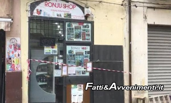 Palermo. Rapina minimarket e scoppia colluttazione: rapinatore magrebino ucciso a bastonate