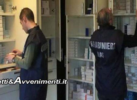 Trapani. Controlli NAS nelle farmacie: 5 farmacisti denunciati, trovati farmaci scaduti e farmacisti abusivi