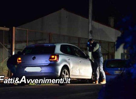 Palermo. 34Enne ucciso nella notte con un colpo di pistola alla testa dentro la sua auto