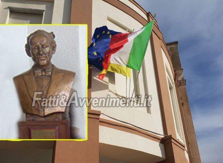 Ribera. Ancora ladri in azione nelle scuole: rubato il busto in bronzo di Toscanini nell'omonimo Istituto musicale