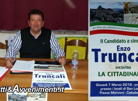 Caltabellotta. Amministrative di aprile, Truncali primo candidato a sindaco con lista civica: la nostra intervista