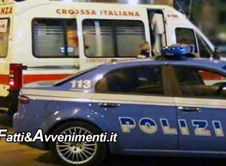 Messina. Infermiere travolto da un'auto mentre attraversava la strada: inutili i soccorsi, muore in ospedale