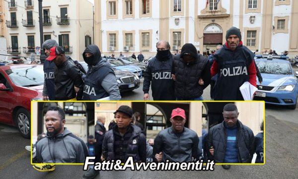 """Palermo. Arrestati 13 nigeriani: """"Lacrime, sangue e prostituzione a Ballarò"""" – Foto e Video"""