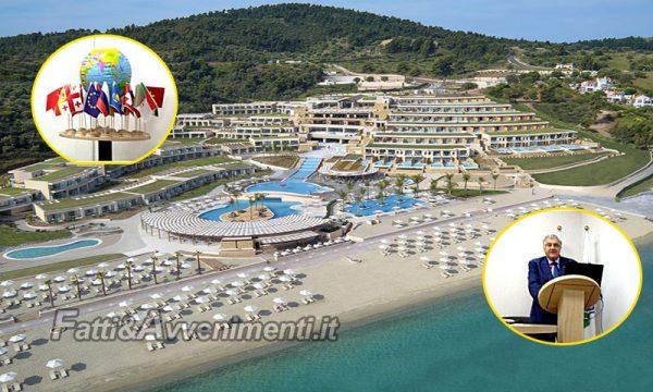 Halkidiki, Grecia. La Federazione Mondiale del termalismo celebra il 72° Congresso
