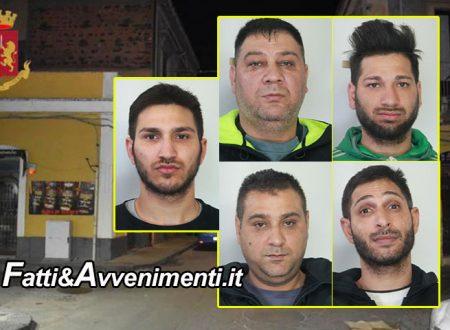 Catania. 5 immigrati tentano di uccidere 2 fratelli perché si rifiutavano di far prostituire la convivente incinta -Video