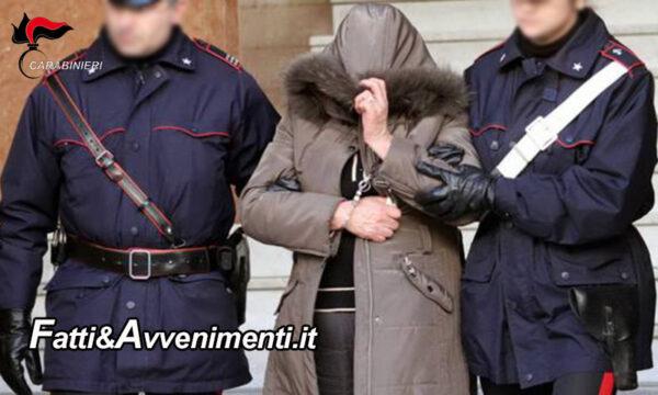 Canicattì. Martellate in testa a 81enne per rubargli il portafogli, poi lo trascina nel sangue: ex badante arrestata