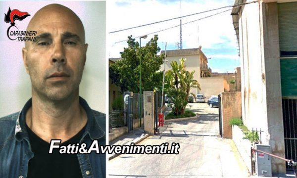 Castelvetrano. 52Enne ubriaco entra in caserma e minaccia di morte Carabiniere che gli spara: ferito e poi arrestato