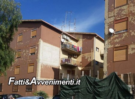 Ribera. Case popolare via Appennini: finanziati i lavori di manutenzione per 450.000 euro