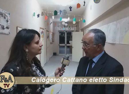 Caltabellotta. Elezioni amministrative Calogero Cattano eletto sindaco, batte l'uscente Paolo Segreto