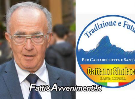 Caltabellotta. Il candidato a sindaco Calogero Cattano presenta lista e programma