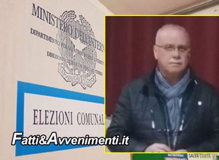 """Caltabellotta- amministrative. Schittone: """"Non mi sono candidato, ma il mio progetto politico continua"""""""