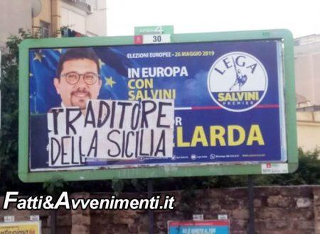"""Palermo. Grave intimidazione a Igor Gelarda, candidato europee per Lega: """"Clima di odio non ci ferma"""""""