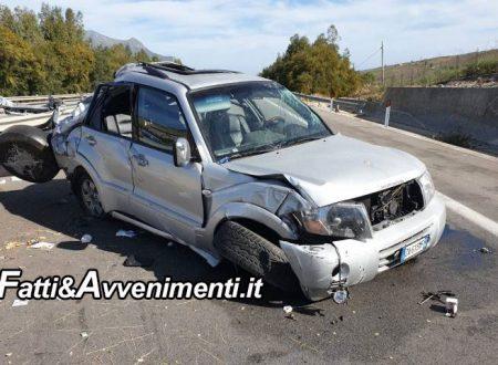 Incidente Palermo Mazara, coinvolta famiglia di Cattolica Eraclea: 4 feriti tra cui 2 bambini di 9 e 15 anni