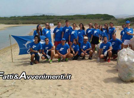 Sciacca. I volontari di Marevivo ripuliranno spiaggia di Capo San Marco, cittadini invitati a partecipare