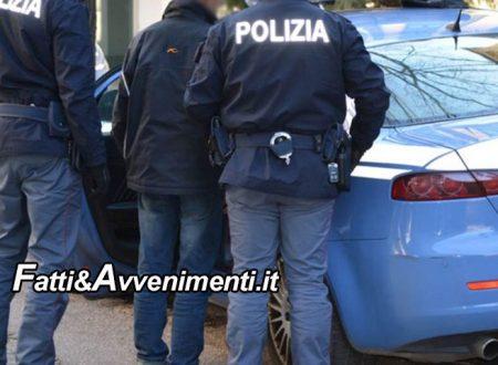 Sciacca. 48Enne ai domiciliari telefona alla polizia e preannuncia di evadere: arrestato e ricondotto a casa