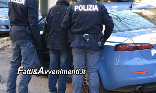 Sciacca. La polizia arresta un rumeno destinatario di un mandato di cattura internazionale