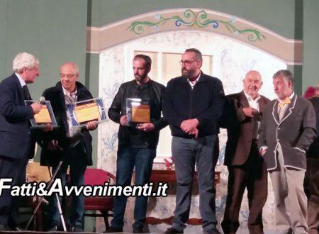 """Ribera. Conclusa ieri sera con successo la rassegna teatrale: folla, applausi e premiazioni  per """"Tre Pecore Viziose"""""""